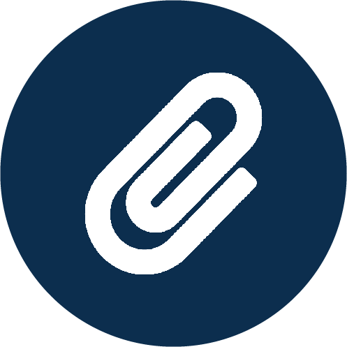 paperclip-circle-icon